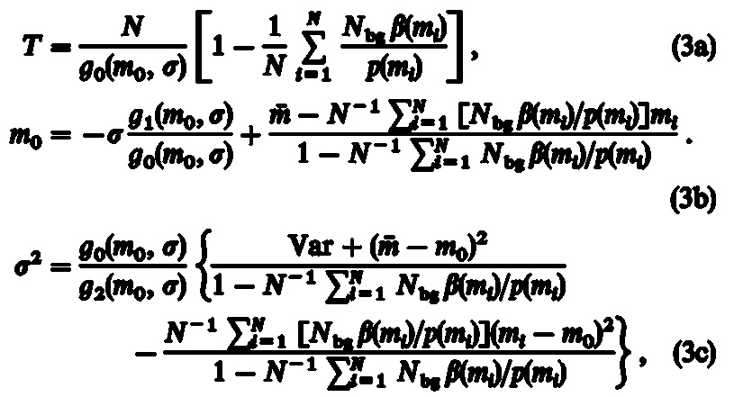 Image of The Valenzetti Equation
