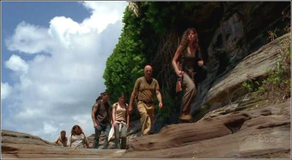 Image from Lost Season 1 Episode 23